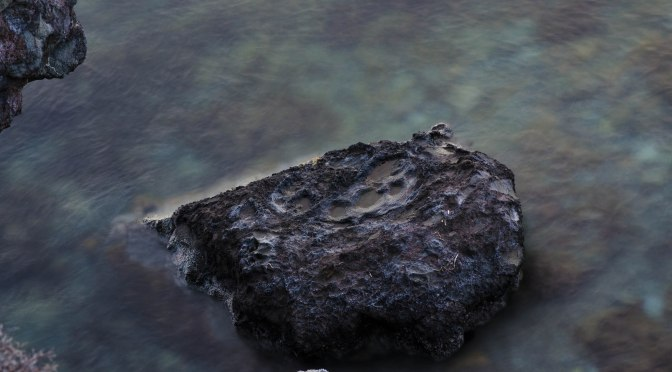 The mysterious footprint