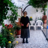 Τraditional Grandmother of Patmos