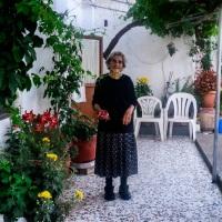 Τraditional Grandmother of Patmos