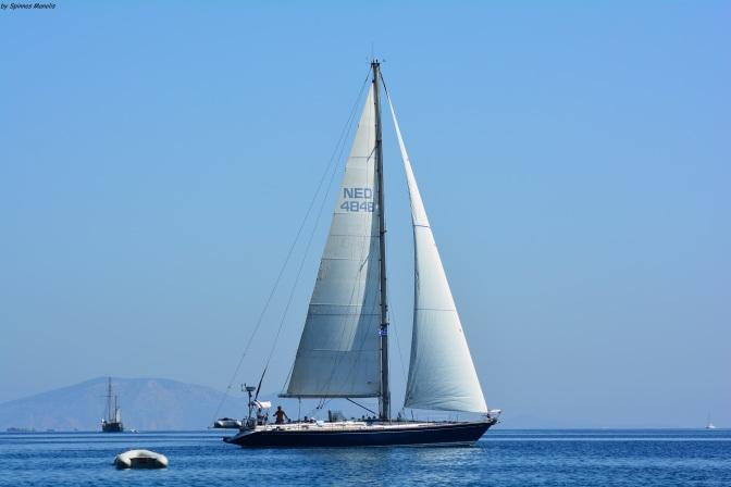 Βlow in our sails